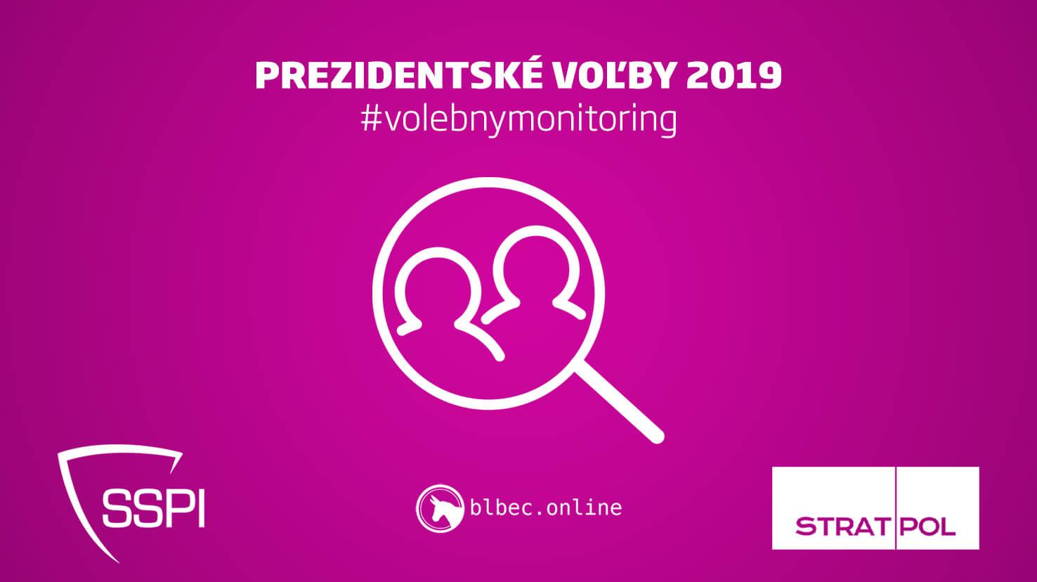 Online monitoring prezidentských volieb: Najživší Facebook má Harabin, najviac komentárov mažú u Bugára